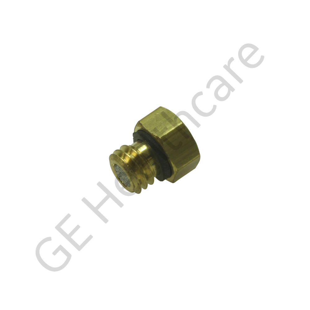Restrictor 0.04mm Orifice MPOS with Filter Brass