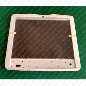 Kit LCD Touch with Beveled Glass Bezel Assembly