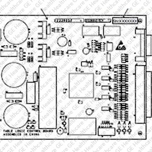 Table Logic Control Board