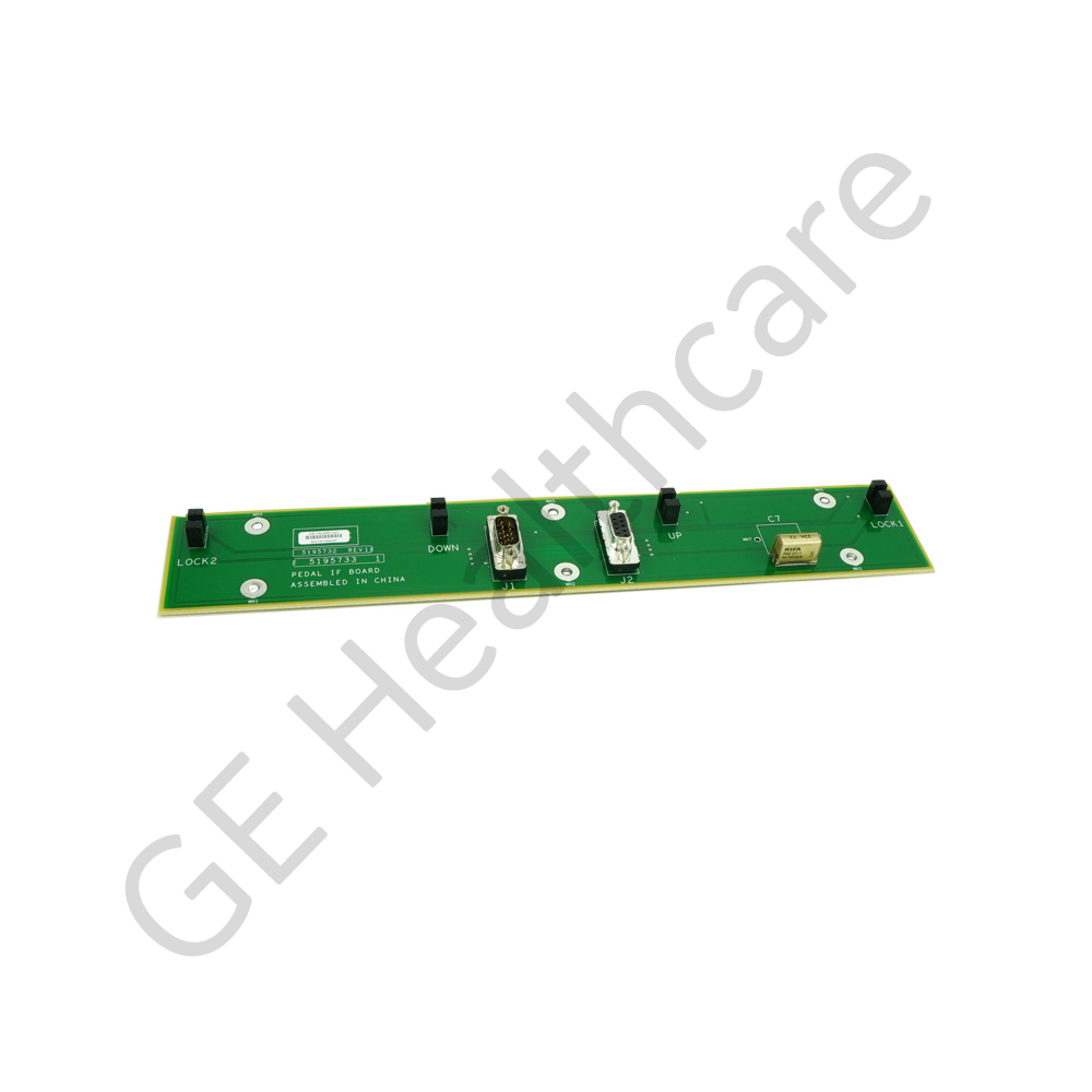 Table Pedal Interface Board Printed Wire Assembly (PWA)