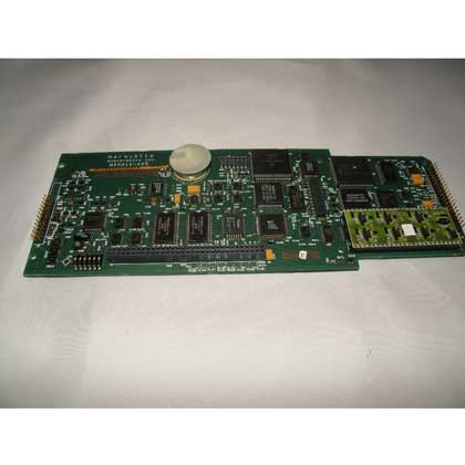 Printed Circuit Board (Printed circuit Board (PCB)) TRAM 2001 CPU